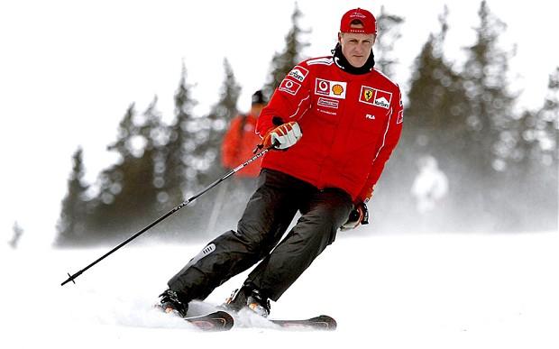 Michael Schumacher hôn mê trong điều kiện nguy kịch do tai nạn trượt tuyết