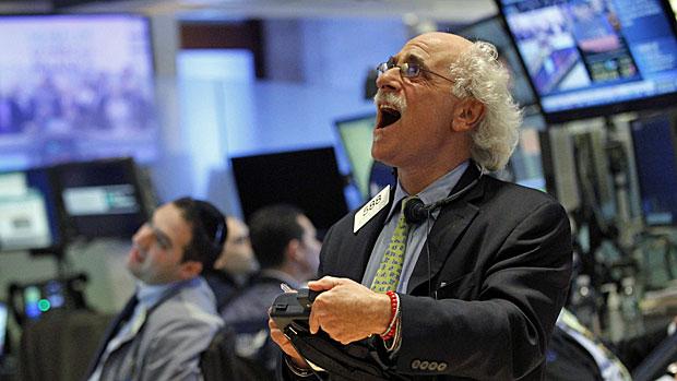Dow Jones lên cao nhất mọi thời đại
