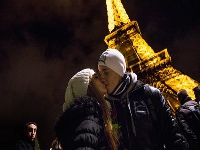 Vòng quanh thế giới đón năm mới 2014