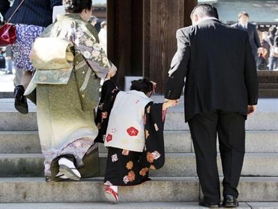 Dân số Nhật giảm kỷ lục trong 2013