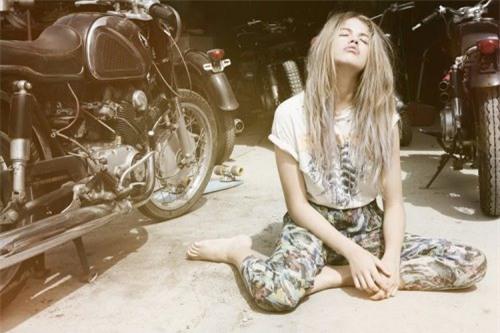 Harley Davidson: Phụ nữ biết đi xe máy thành thạo yêu đương hơn
