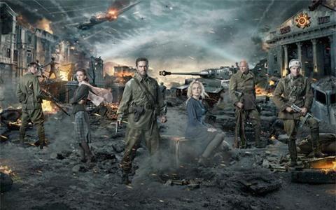 'Stalingrad' - phim đáng xem của điện ảnh Nga