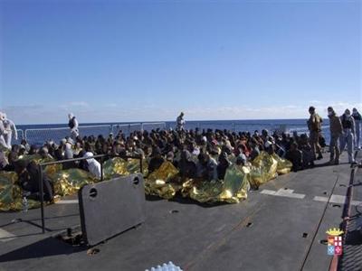 Cơn sóng thần dân tị nạn ở Địa Trung Hải