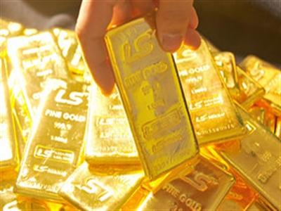 Giá vàng thế giới tăng 2% trong tuần qua