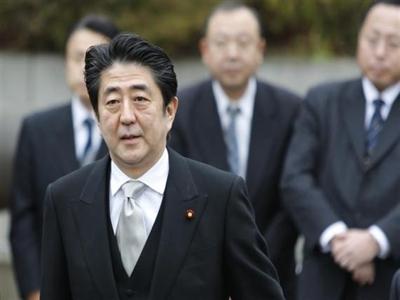 Thủ tướng Nhật Bản muốn giải thích chuyến thăm đền cho Hàn Quốc và Trung Quốc