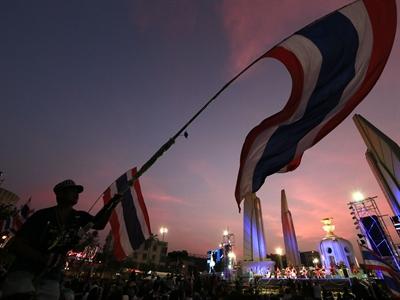 Quân đội chuẩn bị duyệt binh ở Bangkok, không đảo chính