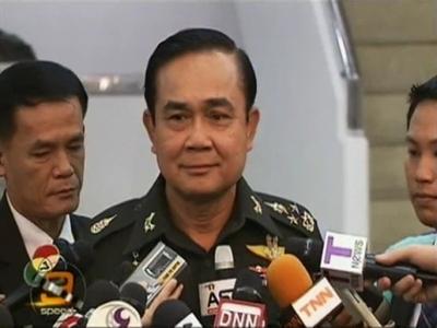 Phe áo đỏ không biểu tình ở Bangkok và miền nam Thái Lan