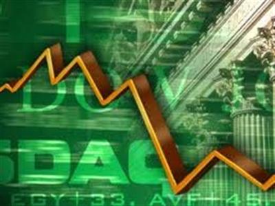 Chứng khoán Mỹ giảm ngày thứ 3 sau số liệu dịch vụ