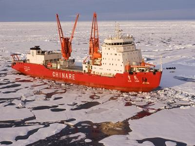 Tham vọng vùng cực của Trung Quốc