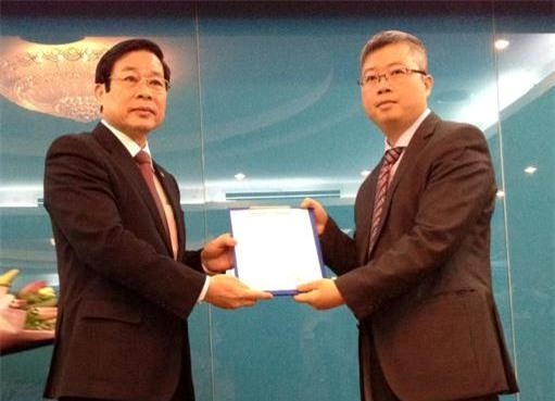 Ông Nguyễn Thanh Lâm làm Giám đốc Đài VTC
