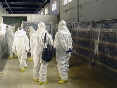 Triều Tiên kém nhất thế giới về bảo vệ an toàn vật liệu hạt nhân