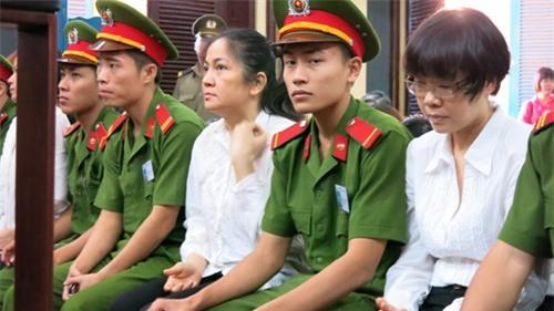 Đề nghị án chung thân đối với Huyền Như và Võ Anh Tuấn