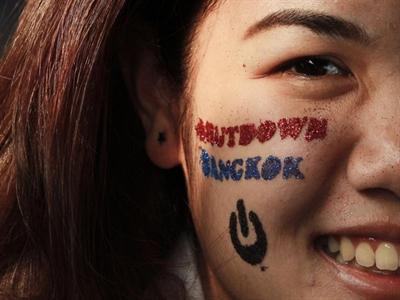 80% người Bangkok không tham gia biểu tình
