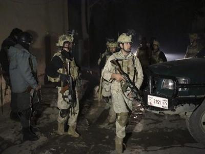 21 người chết ở Kabul sau vụ tấn công cảm tử
