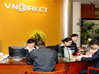 Lợi nhuận của VNDIRECT tăng vọt 58%