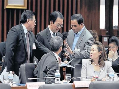 Hội đàm chính trị Thái Lan ủng hộ bầu cử và cải cách