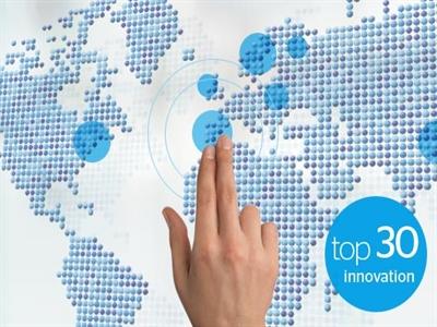 30 nước sáng tạo nhất thế giới năm 2013