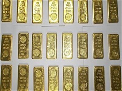 Giá vàng thế giới tăng tổng cộng 5% trong 5 tuần qua