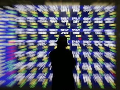 Chứng khoán châu Á giảm, giá trị đồng yên tăng mạnh