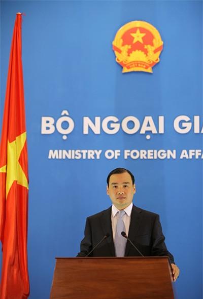 Ông Lê Hải Bình làm Người phát ngôn Bộ Ngoại giao