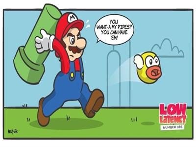 Hãng Nintendo lên tiếng về game gây sốt Flappy Bird