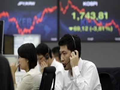 Cổ phiếu châu Á tăng sáng đầu tuần