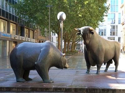 Rối loạn trên thị trường tài chính: Nhìn lại hang gấu