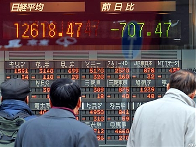 Chứng khoán châu Á tăng thận trọng trước rủi ro sắp tới