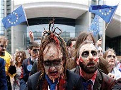 Những 'Zombie Banks' tại châu Âu: Phá hủy để sáng tạo