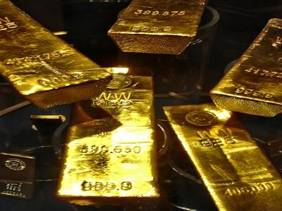 Giá vàng giảm sau cam kết của chủ tịch Fed