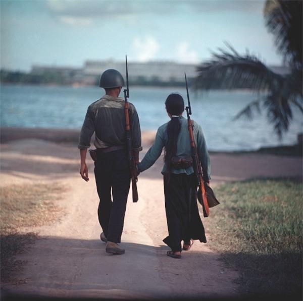Bộ ảnh miền Bắc Việt Nam trước 1975: Sống lại một