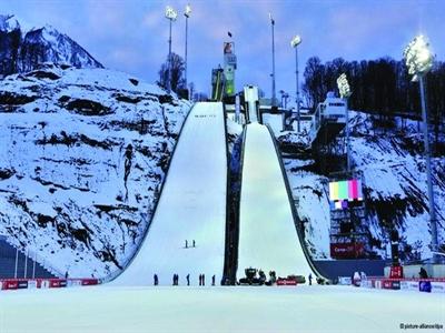 """""""Choáng"""" với chi phí và an ninh cho Olympic Sochi 2014"""