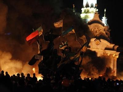 21 người chết sau xung đột đẫm máu nhất Ukraina