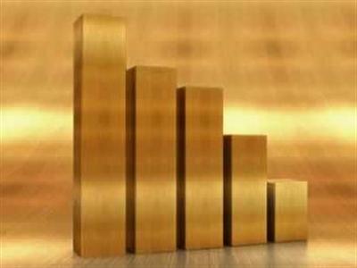 Vàng tương lai giảm với thông tin Fed