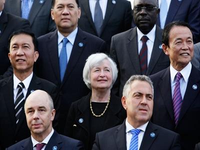 G20: Thúc đẩy cải cách IMF, thông qua mục tiêu tăng trưởng đầy tham vọng