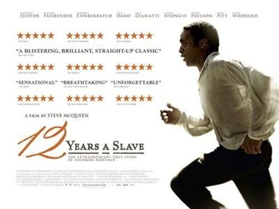 '12 Years a Slave' - phim hay nhất về đề tài nô lệ