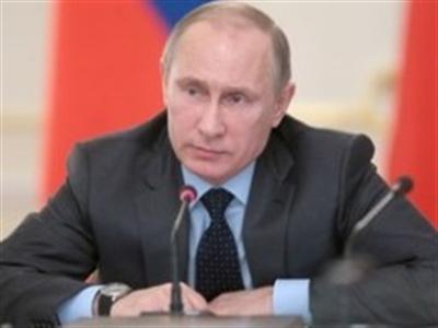 Tổng thống Putin: