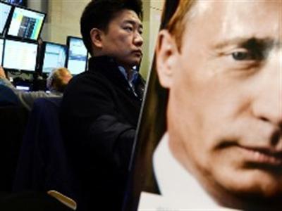 Giảm lo ngại căng thẳng tại Ukraine, chứng khoán Mỹ lập kỷ lục mới