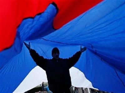 Quốc hội Crimea quyết định ly khai khỏi Ukraine để gia nhập Nga