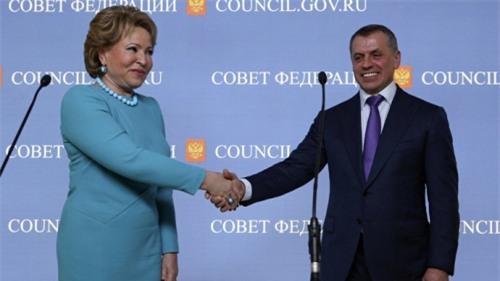 Quốc hội Nga ủng hộ Crimea thông qua việc sáp nhập vào Nga