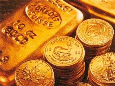 Giá vàng tăng hơn 10 USD/oz sau số liệu kinh tế Mỹ