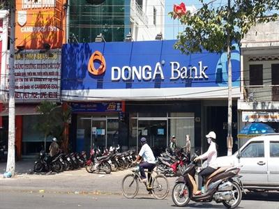 Bác tin đồn cướp Ngân hàng Đông Á tại Phan Thiết
