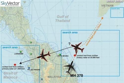 Mỹ từng cảnh báo vết nứt trên Boeing 777