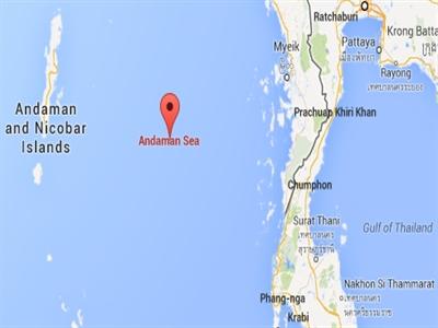 Dữ liệu rađa cho thấy máy bay cố tình hướng tới Andaman
