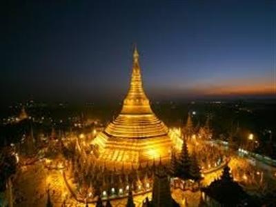 Yangon, thành phố đi ngủ sớm