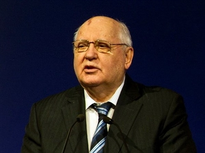 Gorbachev lên tiếng về cuộc khủng hoảng ở Ukraine