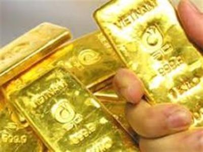 Giá vàng trong nước tăng nhẹ lên 36,35 triệu đồng/lượng