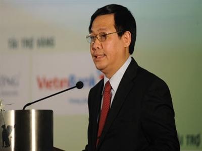 Ông Vương Đình Huệ: