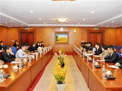 Việt Nam - Trung Quốc thảo luận lập Ngân hàng Đầu tư cơ sở hạ tầng châu Á