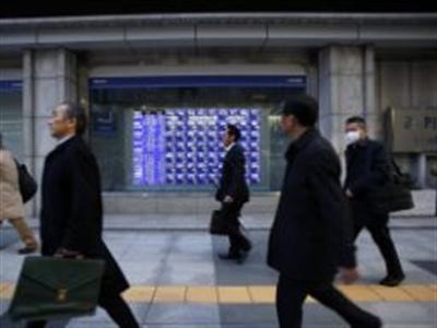 Chứng khoán châu Á tăng trước cuộc họp của Fed